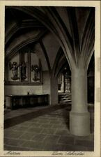 Meissen Meißen Sachsen ~1920/30 Dom Sakristei Kathedrale Inneres Statuen Engel