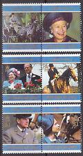 1997 Pitcairn Island Golden Wedding Qeii & Hrh Prince Phillip - Muh