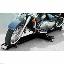 566 kgs Heavy Duty Motorcycle Motorbike Dolly Skate Stand Carrier Mover Bike New
