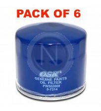 OSAKA Oil Filter Z142 - CITROEN BX CX25 FORD COURIER PC - BOX OF 6