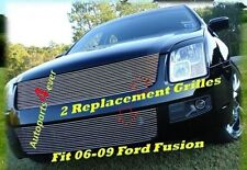 06-09 07 08 2006 2007 Ford Fusion Billet Grille Combo 2009 2008 Replacement