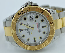 2009 Rolex Yacht-Master 16623 Stainless Steel & 18K Yellow Gold Box & Papers