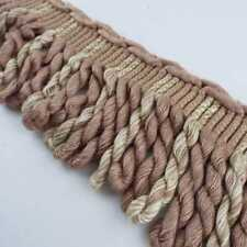 "CLEARANCE 8cm 3/"" Bullion Fringe Upholstery Trim Costume Chair Curtain BUY 1 2 4m"
