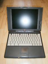 Vintage Apple Macintosh Powerbook 5300ce  als Ersatzteilenspender.