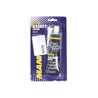 Mannol 9912 Gasket Maker schwarz Silikondichtung 85g für Simson, MZ, DKW, NSU