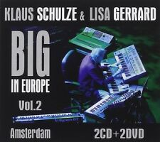 Klaus Schulze - Big in Europe 2: Amsterdam [New CD] With DVD