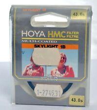 HOYA HMC Filter 43mm (43.0s) SkyLight 1B
