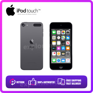 Apple iPod Touch (7th Generation) - Space Grey, 128GB - 1YEAR WARRANTY