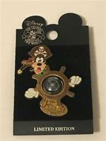 DCL- ARTIST CHOICE OCTOBER 2005 PIRATE GOOFY COMPASS LE 750 DISNEY PIN 42443
