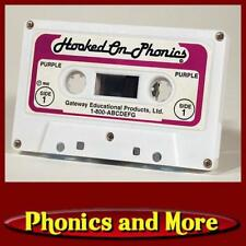 Hooked On Phonics: Replacement Part: 1988-1992 Purple Cassette