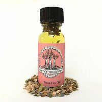 Boss Fix Oil to Influence, Pursuade & Gain Favor Hoodoo Voodoo Wiccan Pagan