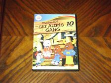 THE GET ALONG GANG Complete DVD series MINT! All 26 episodes - 80s cartoon