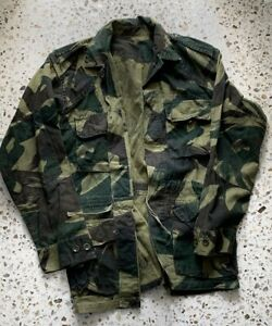 Rhodesian - Brushstroke Camouflage Tunic
