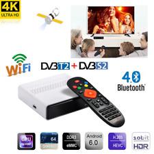 GTMEDIA GTS Android 6.0 TV Box Quad Core 4K HD Wifi DVB-S2 Media TV Caja Player