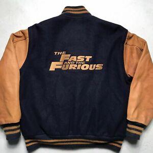 Fast And The Furious/American Pie 2 Film Crew Movie Varsity Jacket Promo blu ray