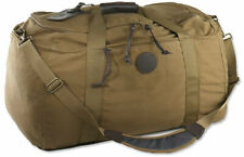 "Beretta Waxwear Duffle Bag 24""X12""X13"" ; Waxed Canvas Brown"