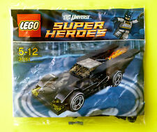 Lego 30161 Batmobil Batman Super Heroes Marvel Polybag Neuf Emballage D'origine