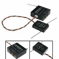 AR8000 2.4GHz 8CH Empfänger Erweiterter DSMX Kanal Für Spektrum DX7s DX8 DX9Dx18