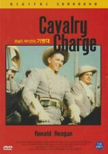 Cavalry Charge DVD (1951) Ronald Reagan