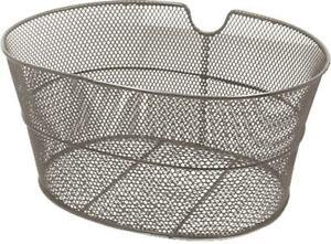 588160070 - Basket Front Oval, Colour Grey