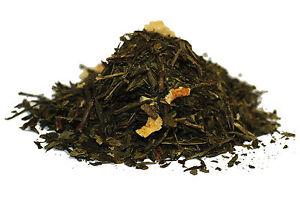 Lemon and Lime Green Tea - Diet & Weight-Loss Tea - Luxury Loose Tea - 40g-60g
