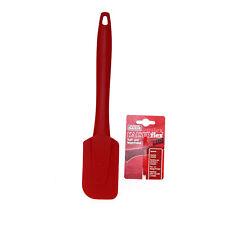 WMF Kaiser 2300686011 Topfschaber Rot Teigschaber 28cm KAISERflex Red Silikon
