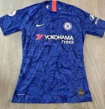 Cesar Azpilicueta - Match Worn Signed Autographed Kit Jersey - Chelsea FC 19/20