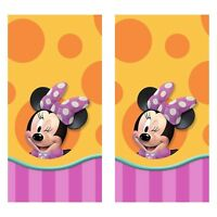 Disney Minnie Mouse Dream Party Tablecover 2 Pieces