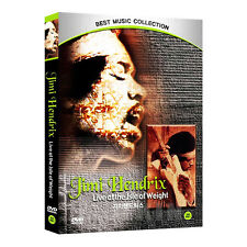 JIMI HENDRIX - Blue Wild Angel : Live at the Isle of Wight DVD (New, All Region)