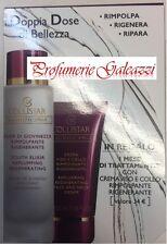Collistar Cofanetto Magnifica Plus Siero Elisir giovinezza 50ml Crema Viso25ml