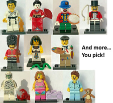 Lego Collectible Minifigures Series 1 2 3 4 5 6 CMF YOU CHOOSE