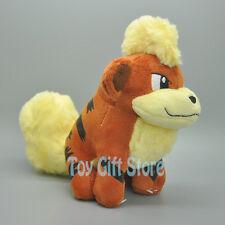 "Growlithe 6.5"" Poke Plush Doll Stuffed Toy"