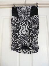 Kookai Skirt size 1 Animal print