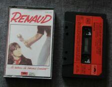 Renaud, le retour de Gerard Lambert, K7 audio / Audio tape