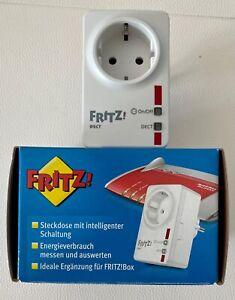AVM FRITZ!DECT 200 intelligente Steckdose - Weiß (20002572)