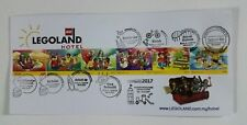 Legoland Hotel Lego setenant Stamp Week Malaysia First Day Cover FDC 2017
