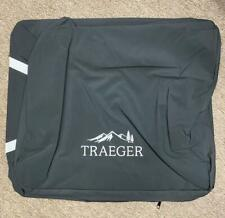 NEW Genuine Traeger Black PTG Carrying Case Weather Resistant Cover BAC284