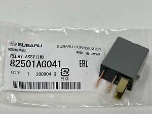 2008-17 Subaru Forester Fog Light Driving Lamp Relay Impreza WRX 82501AG041 OEM