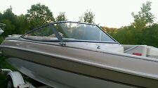 CURVED GLASS WINDSHIELD STARBOARD ONLY SEE PICS 95 LARSON 214 SEI NO SIDE GLASS!