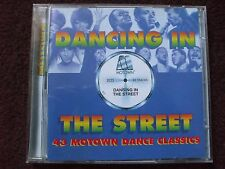 VA - Dancing In The Streets Double CD.43 Motown Dance Classics.Discs In Ex.Cond.