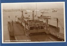 More details for portsmouth harbour floating bridge ferry rp pc unused norman  aa533