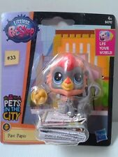 LPS Littlest Pet Shop Pavi Papio  baboon   # 33