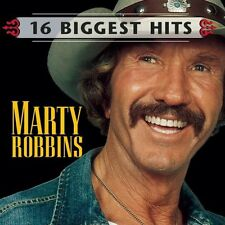 Marty Robbins - 16 Biggest Hits [New CD]