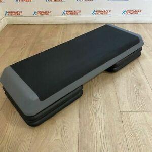The Step Original Aerobic Platform & 4 Risers **Brand New**
