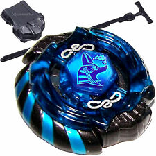 Special Edition 4D Beyblade Blue Mercury Anubis (Anubius) Metal Fight Beyblades