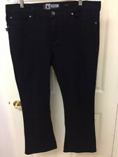 Social Collision black jeans Slade by Lip Service tagged 36 x 30(actual 38 x 28)