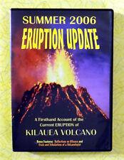 2006 Eruption Update - Kilaueu Volcano ~ DVD Movie ~ Hawaii Video