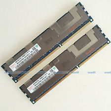 Hynix 8GB 2x4GB PC3-10600R DDR3 1333 MHz ECC Memory REG Registered 240-pin RAM
