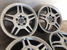 "4 AMG Felgen 17"" Styling IV Mercedes W202 W203 W208 W209 R170 R171 W124 W201"