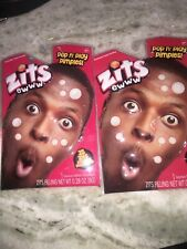 2 Packs Zits Ewww Pop and Play Pimples 50 Zits
